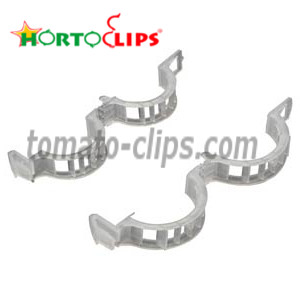 Hortoclips is a ideal method for the support to your plants.